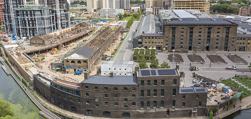 Wider King's Cross Masterplan